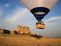 Hot Air Balloon Flights In Montsec
